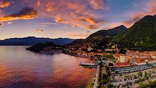 Italy - Lago Maggiore - Laveno [ Drone - DJI Phantom 3 Professional in 4K ]