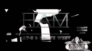 Jay z   Kanye West  HAM Produced By Lex Luger   YouTube