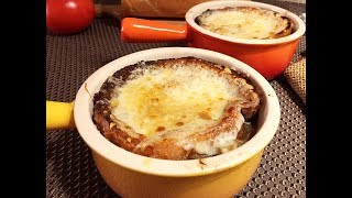 French Onion Soup Gratinée Recipe - Episode #262