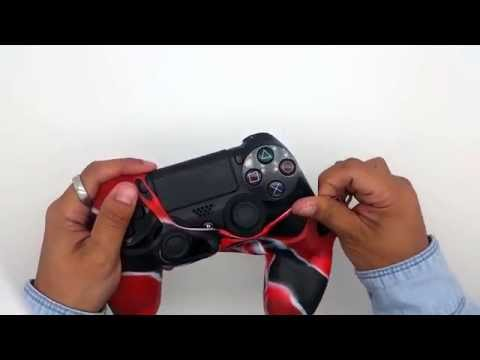 ExtremeGripPro Series Skin For PlayStation 4 DualShock 4 Controller Case Showcase