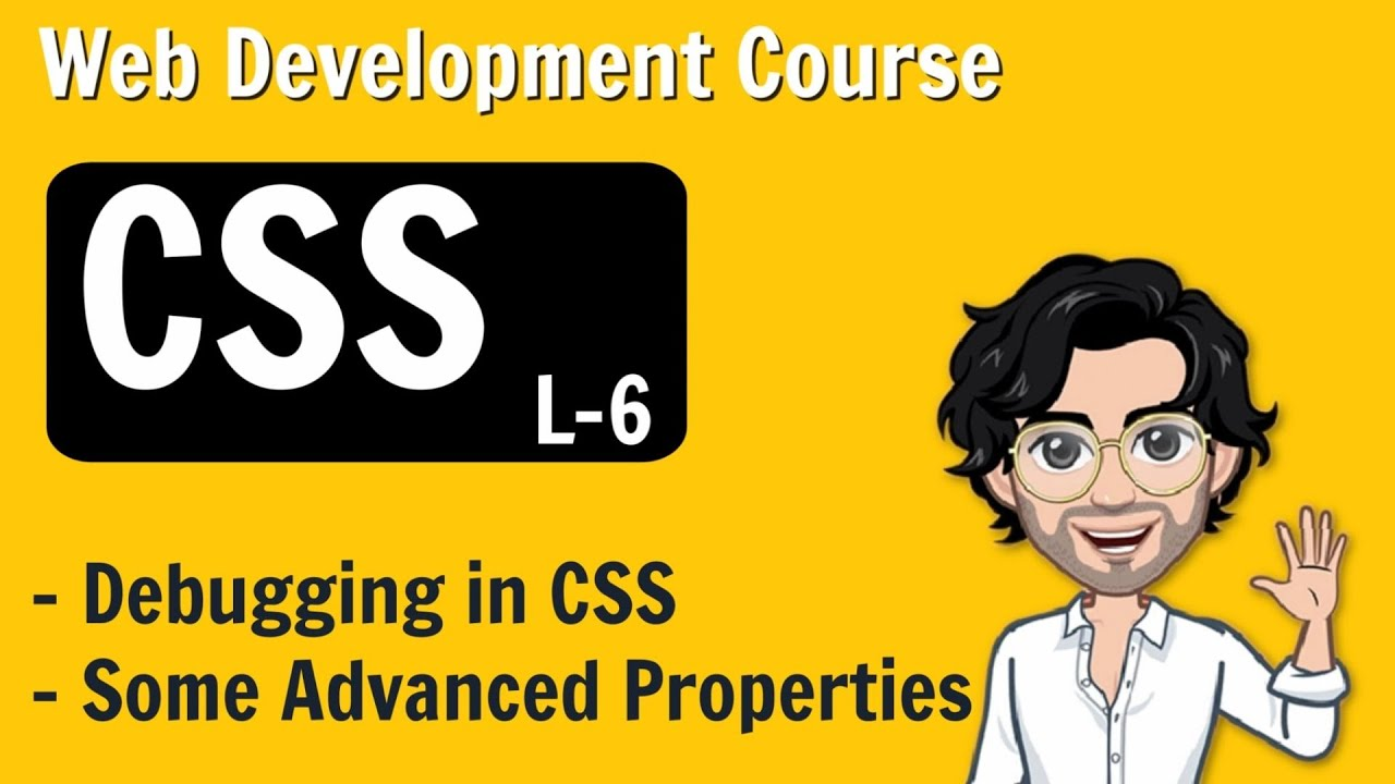 Debugging in CSS   Web Development Course