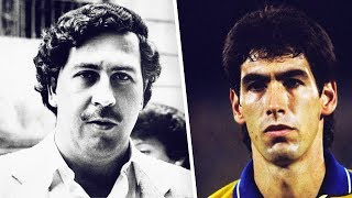 How Pablo Escobar changed Colombian football forever - Oh My Goal YouTube Videos