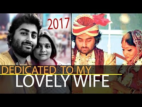 Arijit Singh dedicated this song to her wife must watch
