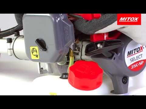Starting Procedure - MITOX® SP models