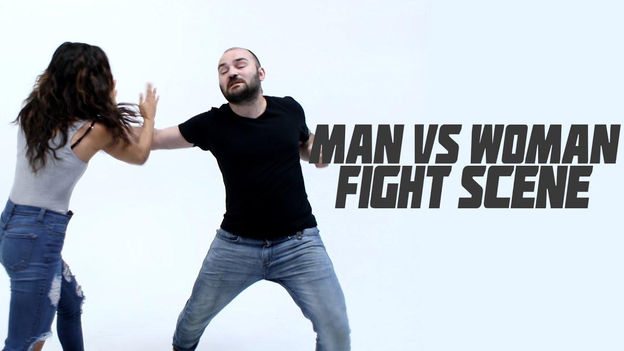 Download GIRL POWER - MAN VS WOMAN FIGHT SCENE