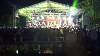 Kartonyono JIHAN AUDY feat OM DAHLIA (Menit 06.00 jihan kebingungan melihat barongan solah)