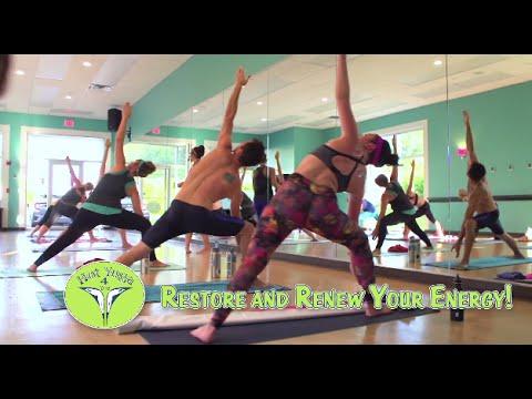Sweatlifenyc Episode 12 Lyons Den Power Yoga Youtube