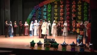 Отчетный концерт Хабез
