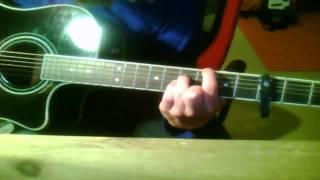 """Wie spiele ich """"Spinner"""" (Revolverheld) auf Gitarre? [Intro]"""