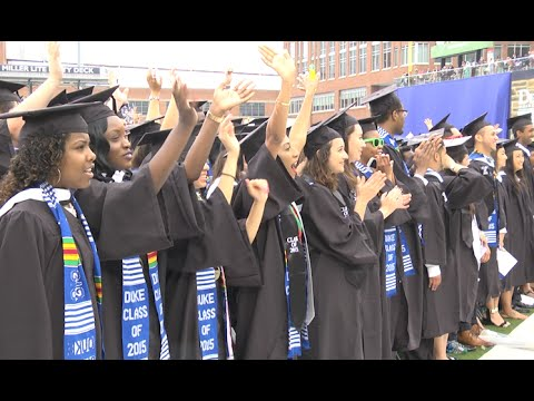 2015 Duke Grads Relish Their Special Moment