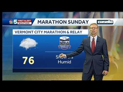 Video: Marathon Forecast. 5.22.18