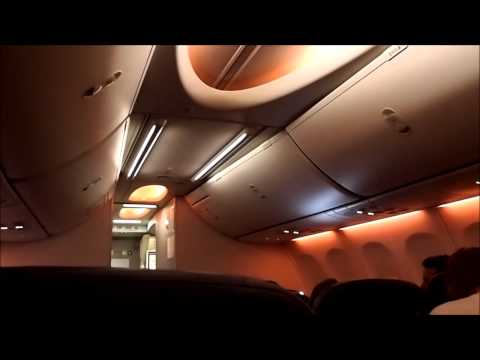 Turkish Airlines Trip Report - IST - NBO - Business Class - Full Flight