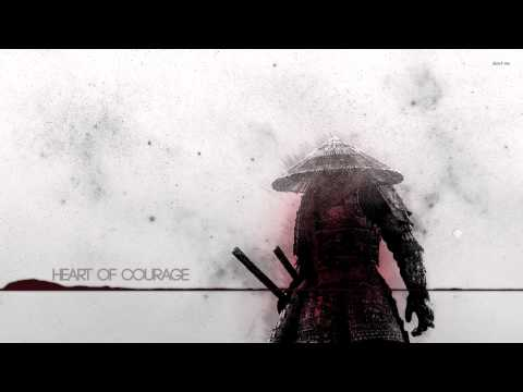 Chinese Melodic/Hip-Hop Instrumental - Heart of Courage