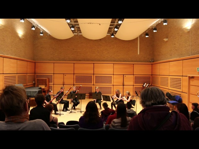 Blowsoc Double Reed Ensemble: House of Fun