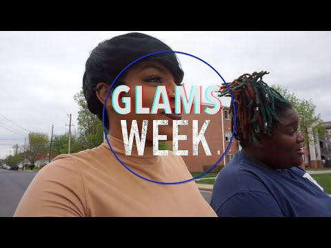 Glams Week| Bowie State ,My Fashion Show Collection , Boob Job,  Young Dolph  | Ep.7