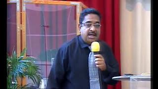 அக்கினிக்குள் தெய்வம் - Safety right in the middle of fire - Rev. Dr. Suresh Ramachandran