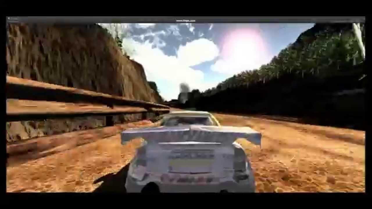 jeux de voiture unity 3d 2015
