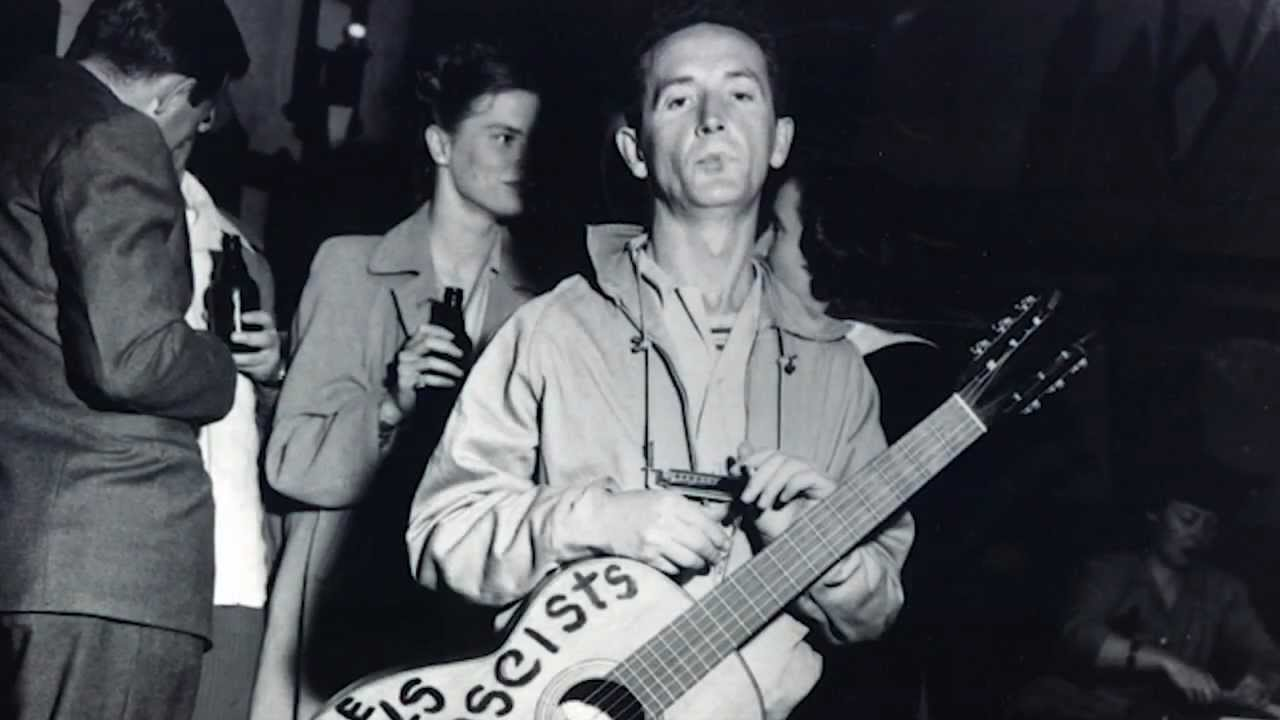 Public Secrets: Woody Guthrie