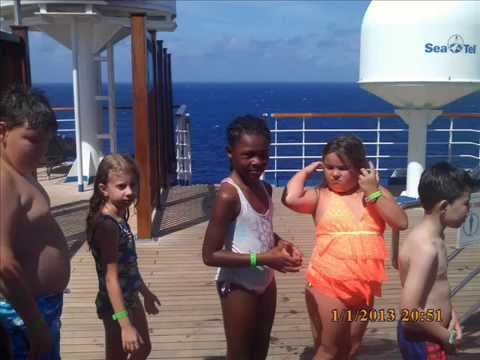 Carnival Cruise to Jamaica and Cayman Islands June 2014