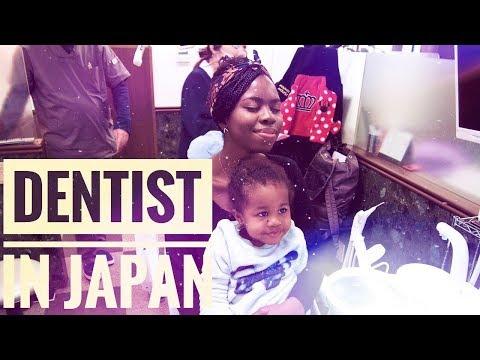 Dentist in Kagoshima, Japan