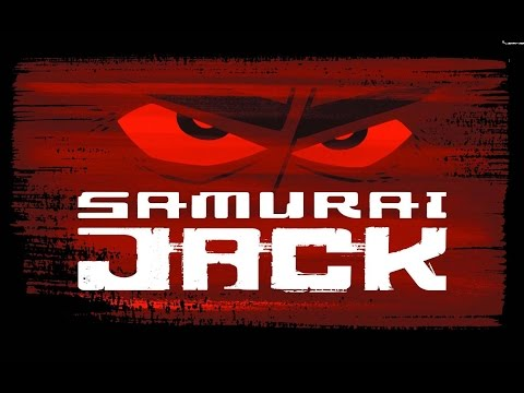 Samurai Jack Shadow of Aku - Episode 1  Enslaved lizard people