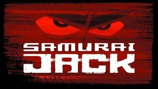 Samurai Jack Shadow of Aku - Episode 1  Enslaved lizard people