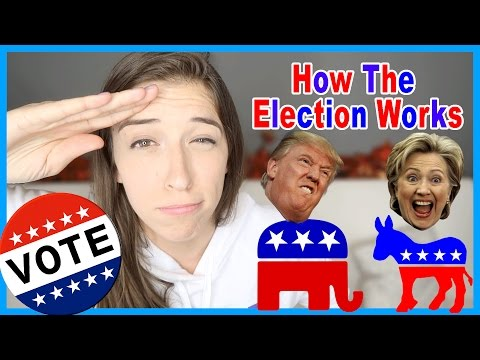 How The USA Presidential Election Works
