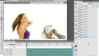 كيفية إنشاء Cinemagraphs في أدوبي فوتوشوب