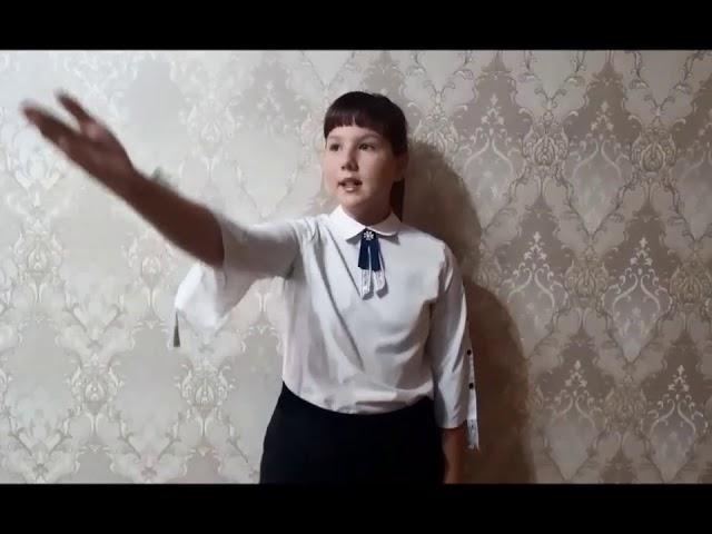 Изображение предпросмотра прочтения – МаргаритаЗахарова читает произведение «Гой ты, Русь, моя родная!..» С.А.Есенина