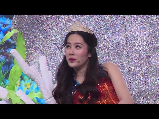 Trường Giang lừa Nam Em để chiếm đoạt giọng hát | HTV 7 NỤ CƯỜI XUÂN |7NCX #18