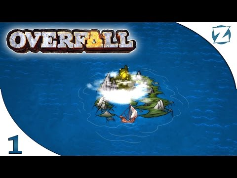 Overfall Gameplay - Ep 1 - Gameplay Introduction (Let's Play)