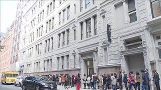 SBが投資の米「ウィーワーク」 従業員4000人削減へ(19/11/19)