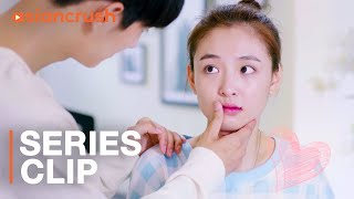 Parents find out I'm fake-pregnant with fake boyfriend's baby | Chinese Drama | My Amazing Boyfriend