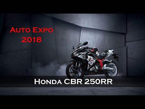 Auto Expo 2018 –  Honda – Michelin Buying Guide – Motor Bike Specifications – Rev Explorers