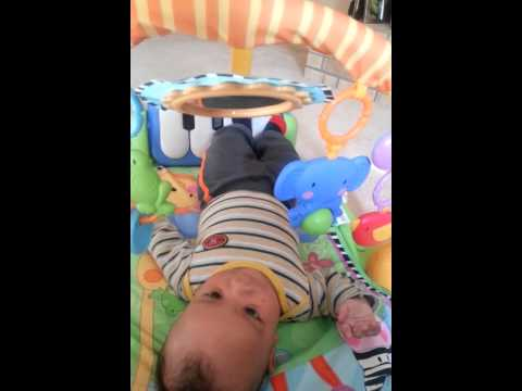 Fisher Price Baby Play Mat/gym Review
