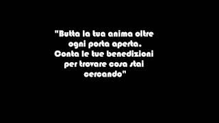 Traduzione in Italiano - Rolling in the Deep, The Aretha Version.