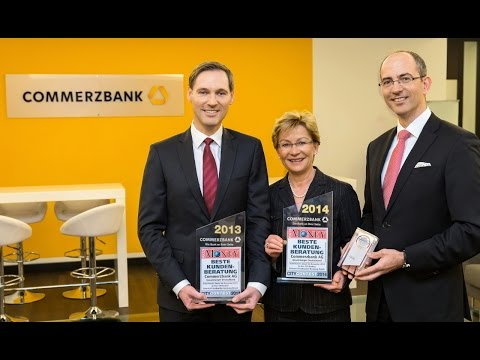 Commerzbank Berlin auf Wachstumskurs