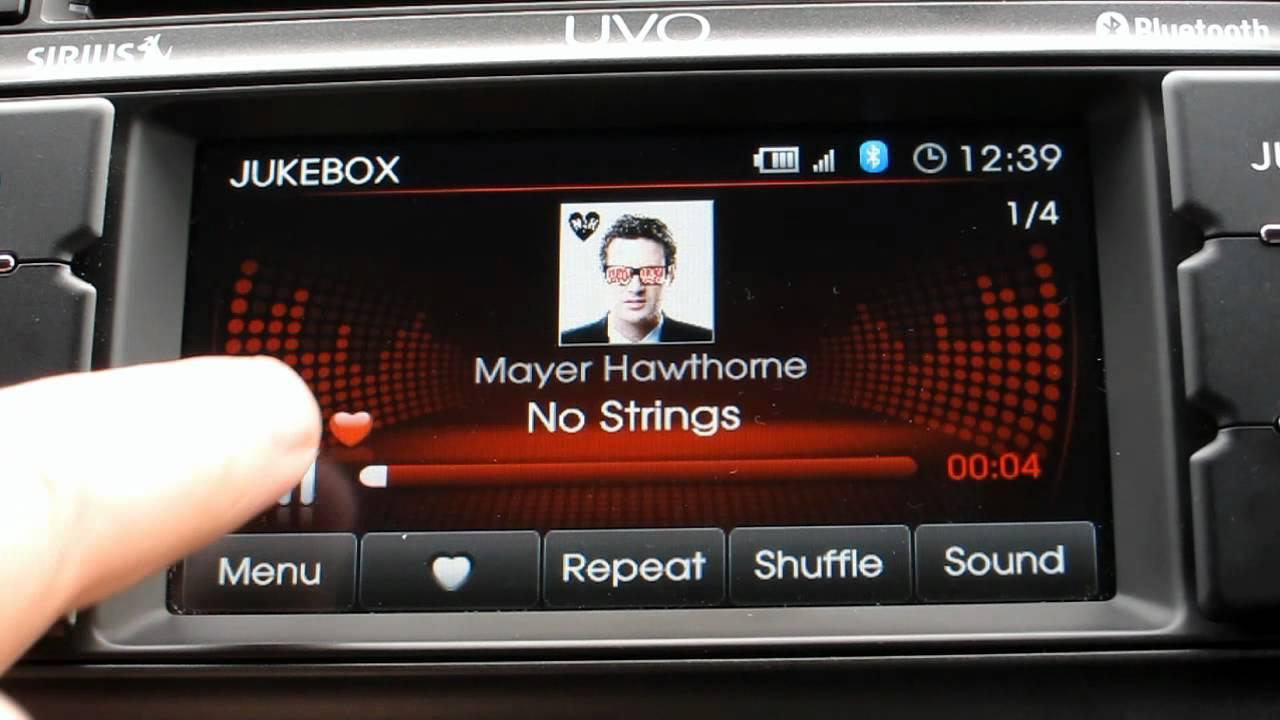 IHS Auto Reviews: 2012 Kia Rio EX with UVO Bluetooth Infotainment