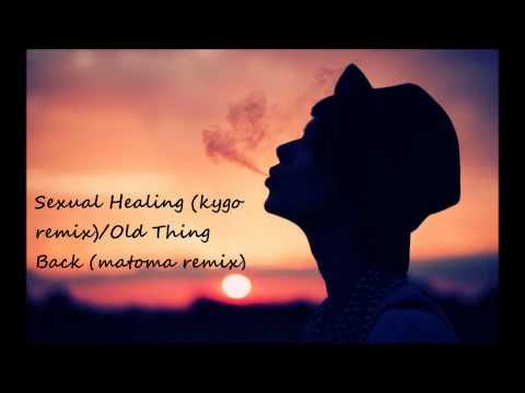 Sexual Healing (kygo remix) / Old Thing Back (matoma remix) - Mix by Dj Venomaa