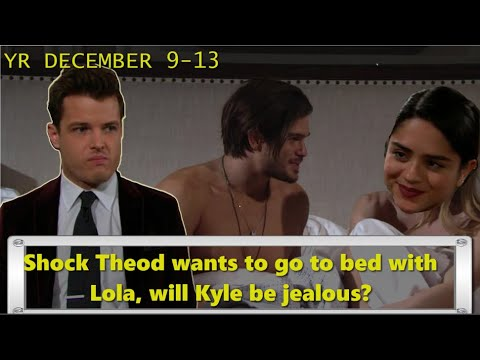 The Young And The Restless Spoilers Shock Theo Wants To Go