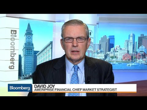 Ameriprise's Joy Sees Strong Fundamentals Driving Stocks