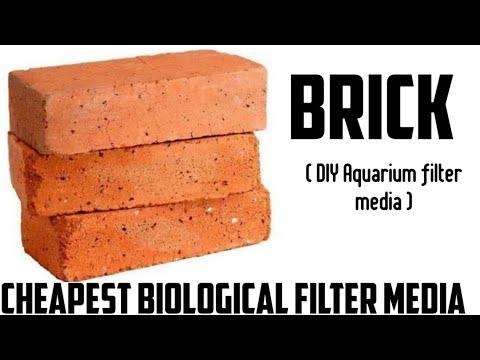 Brick - DIY Filter Media | Cheap Biological Filter Media | Alternate For Lava Rock | Aquapets & Farm