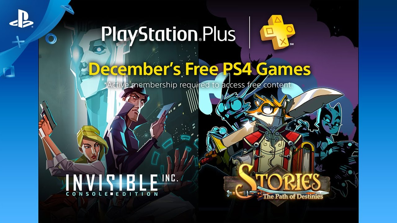 Playstation Free Games February 2020.Ps Plus Free Games For December 2016 Playstation Blog