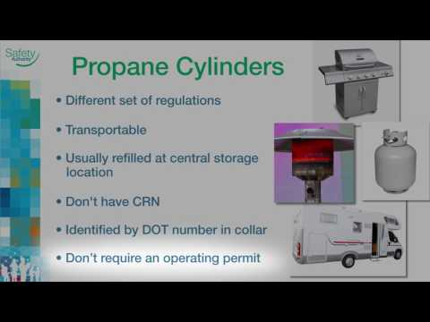 Do you own or operate a propane pressure vessel in BC