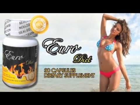 EURO DIET Reduce Weight Pills