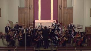 Mt Holyoke Orchestra - Invitation to a Die-In