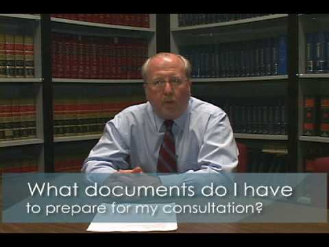 Long Island New York Bankruptcy Lawyer - Documents Required for Initial Consultation