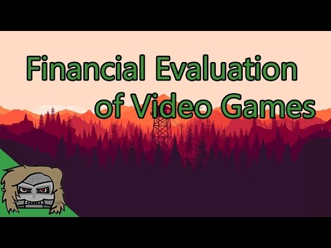 Thoughts on Firewatch (Kinda) and the Financial Evaluation of Video Games