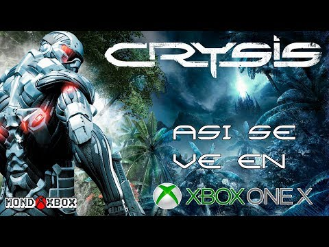 Asi se ve Crysis en Xbox One X (no mejorado) retrocompatible |MondoXbox