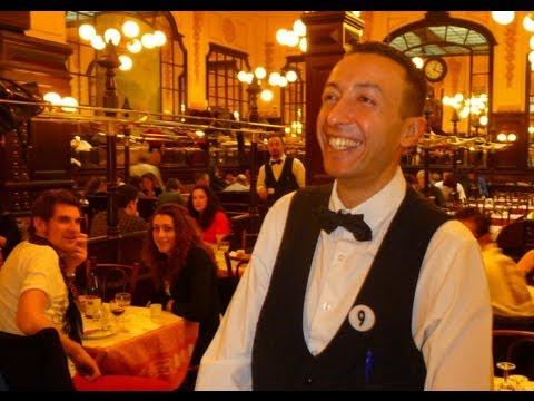 BOUILLON CHARTIER PARIS 9ème 75009 SERVEUR AMAR N° 9